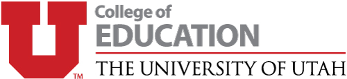 U College of Education, the University of Utah