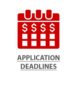 Link to application deadlines